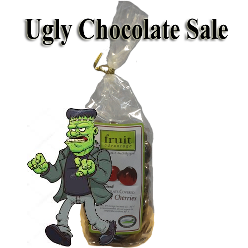 Ugly Chocolate Sale - Save $7
