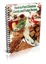 Christmas Candy and Fudge Recipes - Free Download
