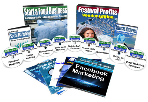 Start a Food Business Consulting Program