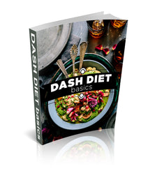 Dash Diet Basics - Free Downloadable Book