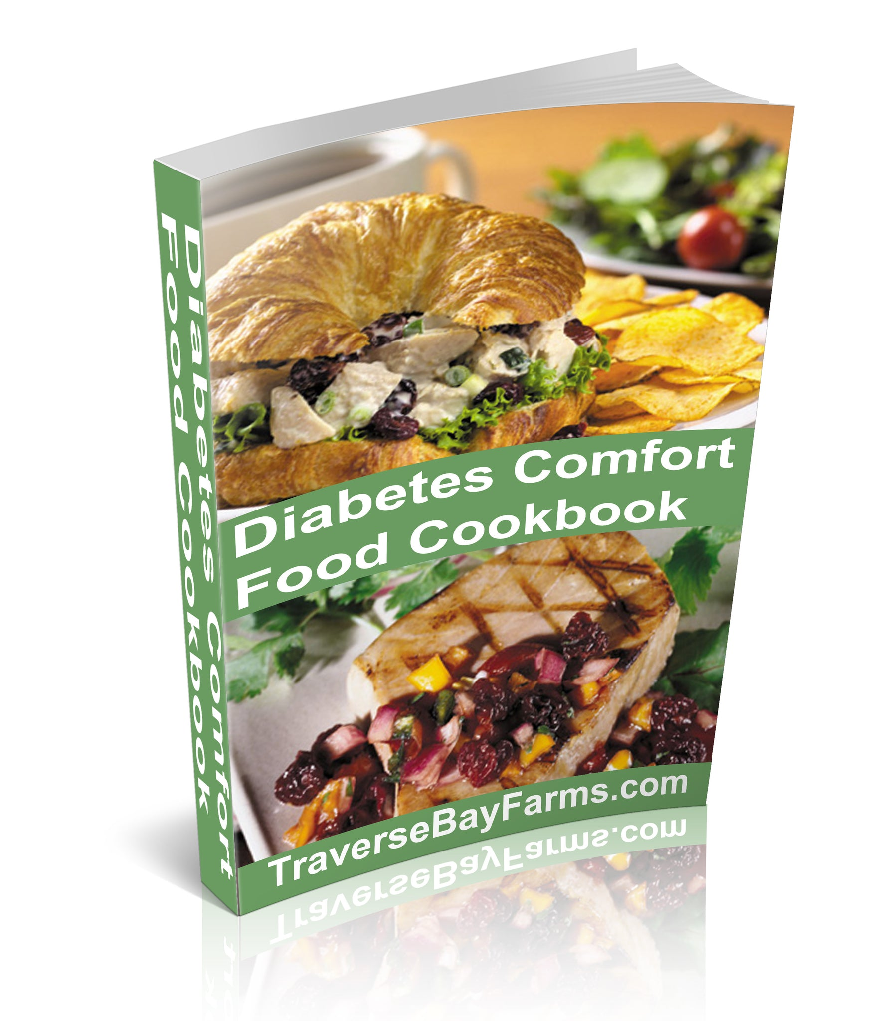 Diabetic Cookbook - Comfort Food for Diabetics - traversebayfarms