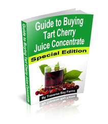 Tart Cherry Juice Buyers Guide - traversebayfarms