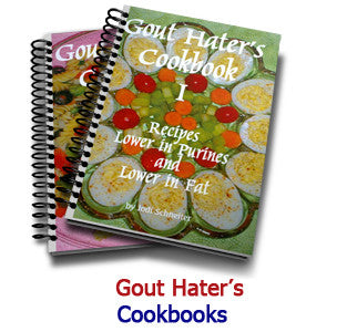Gout Hater's Cookbook