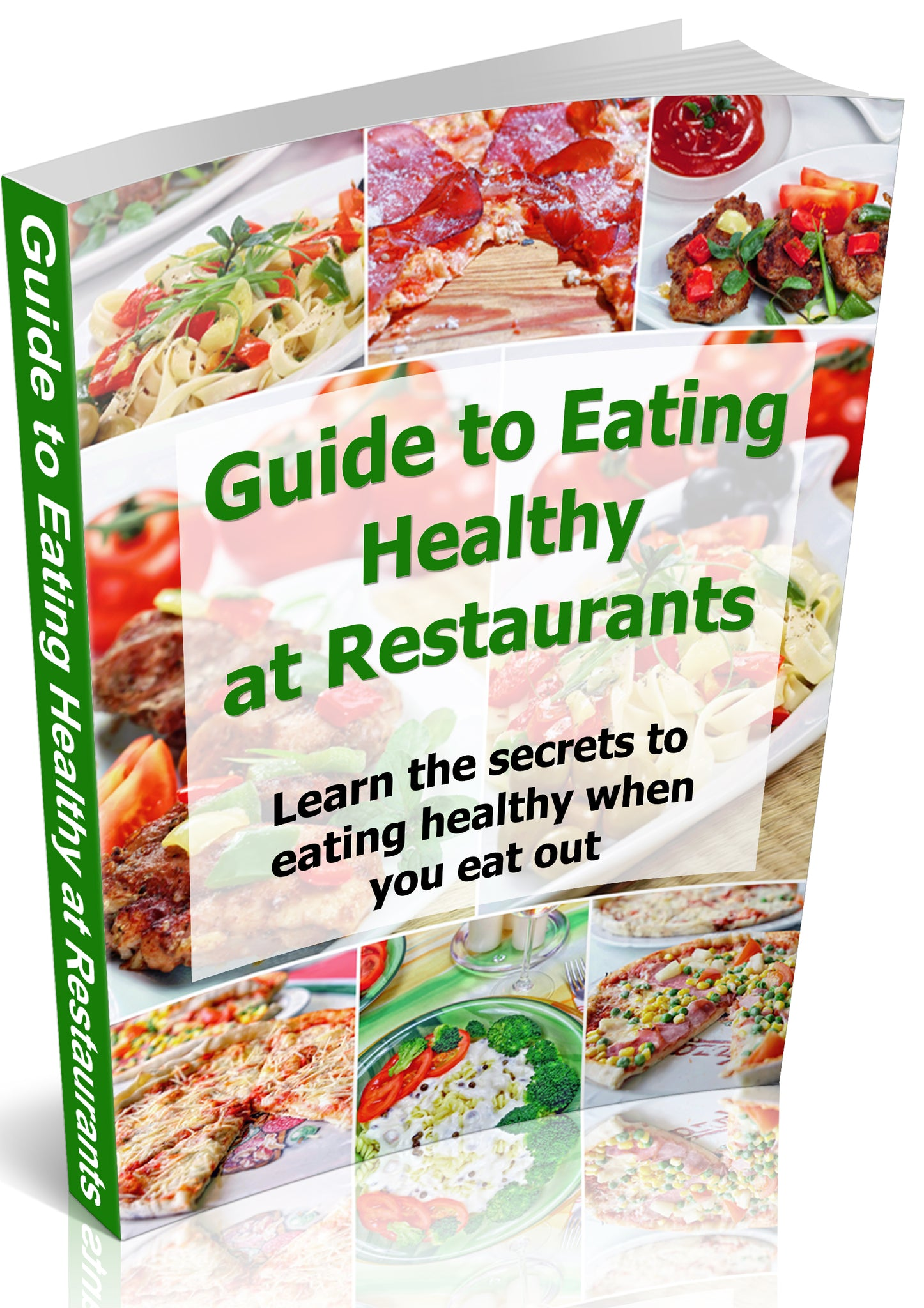 Guide to Eating Healthy at Restaurants - Free Download
