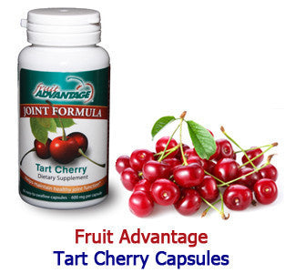 Fruit Advantage Montmorency Tart Cherry Capsules Joint