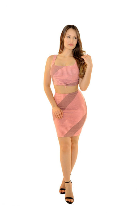 Sophia Skirt Set - Desired Clothing