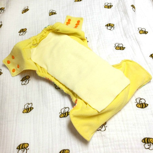 Cloth Diaper Liners: Save time and Sanity.