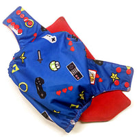 Gamer PUL Cloth Diaper