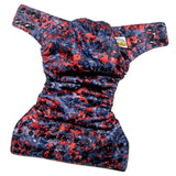 Paintball PUL Cloth Diaper