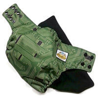 Circuit Board PUL Cloth Diaper