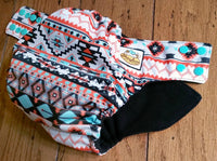 Aztec PUL Cloth Diaper
