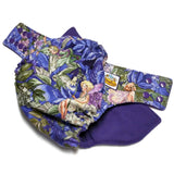 Night Flower Fairies Cotton Cloth Diaper