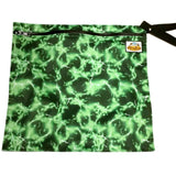 Green Lightning Wet Bag