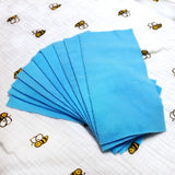 Washable Diaper Liners 10-pack
