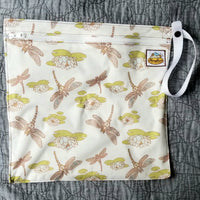 Dragonflies Wet Bag