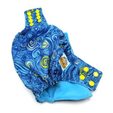 Impressionist Night PUL Cloth Diaper