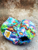 Psychedelic Jellyfish PUL Cloth Diaper