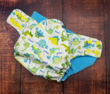 Dino Rawr PUL Cloth Diaper