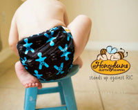 Intactivist PUL Cloth Diaper