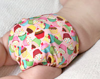 Lil' Cupcake PUL Cloth Diaper