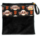 Giants Black Wet Bag