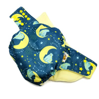 Celestial Bear PUL Cloth Diaper