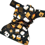 S'mores PUL Cloth Diaper