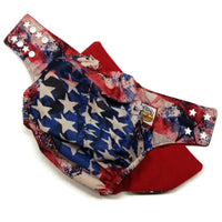 American Flag PUL Cloth Diaper
