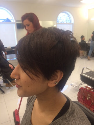 Thumpers Salon Stylist at Vidal Sassoon Academy