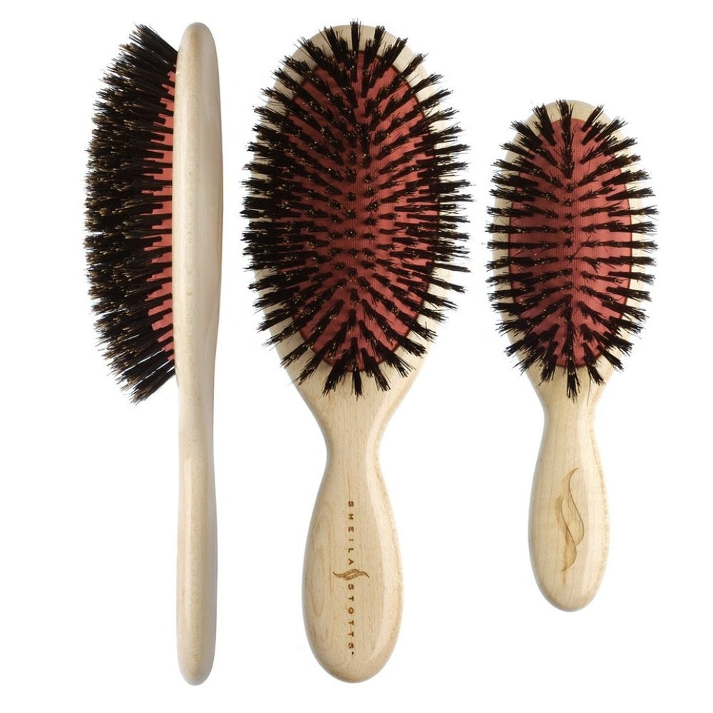 Sheila Stott's Natural Boar Bristle Brush