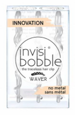 Invisibobble Waver Reg Crystal Clear