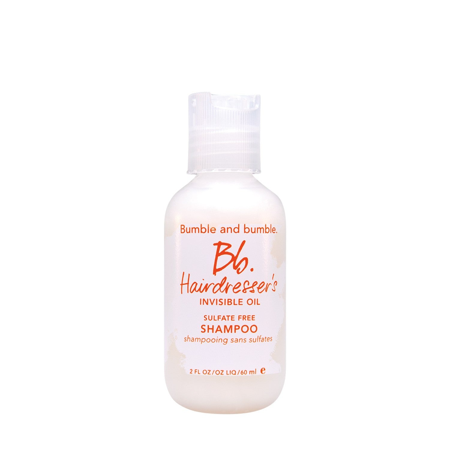 2oz Bumble and Bumble Hairdresser's Invisible Oil Shampoo