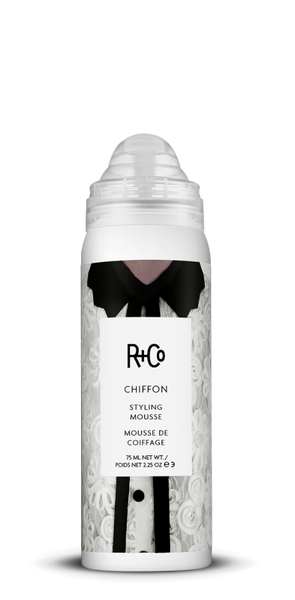 2.5oz R+Co Chiffon Styling Mousse