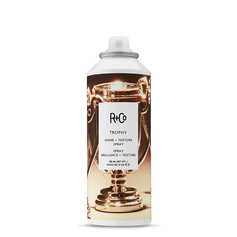 R+CO TROPHY Shine and Texture Spray