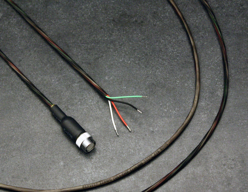 Leak Detection Accessories- Leader cable & end-of-line terminator; 15ft/3.04m  (for SC-C) integration into SeaHawk controllers)