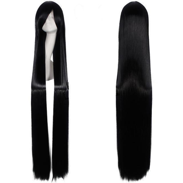 150CM Long Straight Wig Anime Cosplay Costume #JU2437-Juku Store