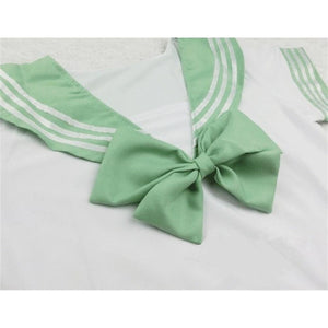Anime Sailor School Uniform Set [7 Colors] #JU1825-Juku Store