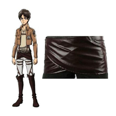 Attack on Titan Scout Apron Cosplay Costume #JU2510-S-Juku Store