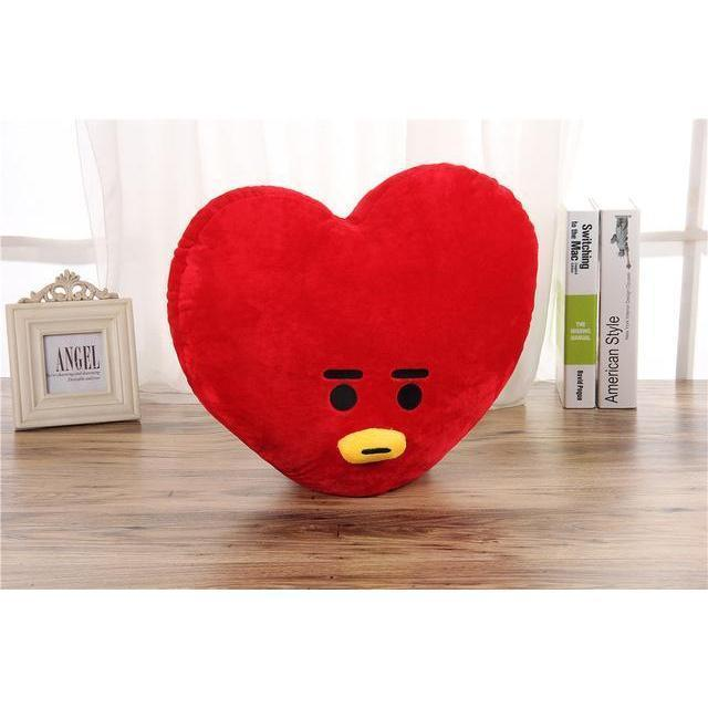 BT21 Plushie BTS Bangtan Boys Pillow Plush Doll [8 Styles] #JU2055-Juku Store