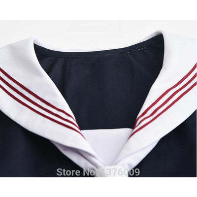 Cardcaptor Sakura Cosplay Sailor School Girl Uniform Seifuku #JU2103-Juku Store