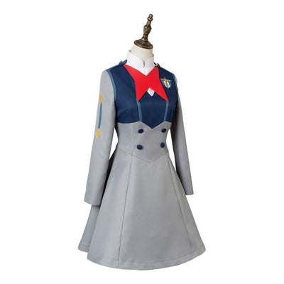 DARLING in the FRANXX Ichigo Cosplay School Uniform Set #JU2072-Juku Store