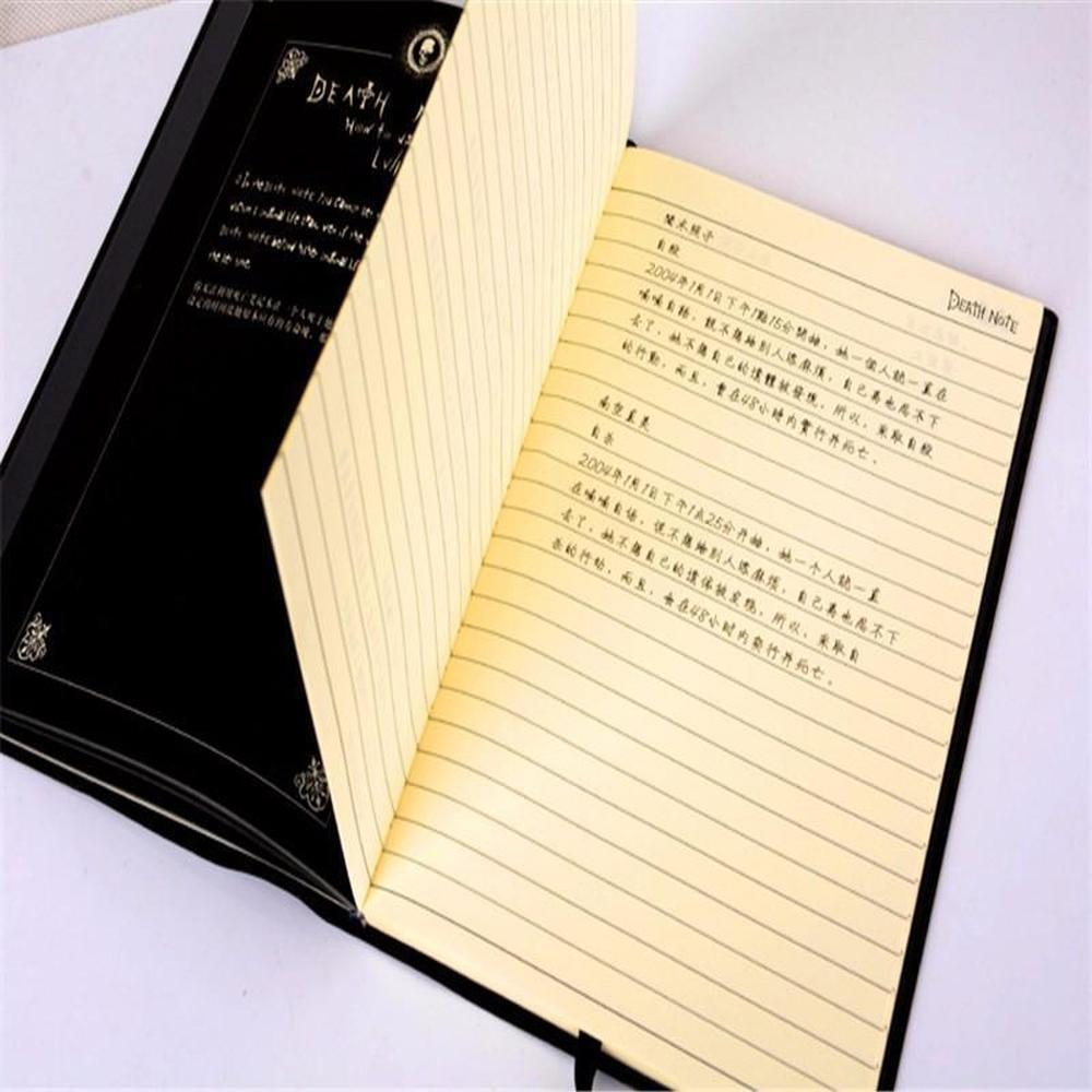 (RARE!) Death Note Notebook #JU1891-Juku Store