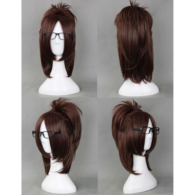 Hans Zoe 40cm Cosplay Wig Attack on Titan Costume Accessories #JU2469-Juku Store