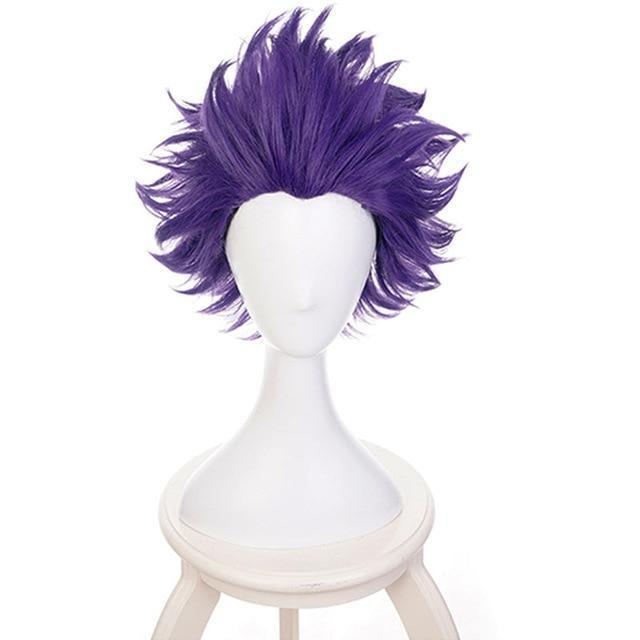 Hitoshi Shinso Wig My Hero Academia Cosplay #JU2542