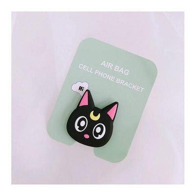Kawaii Anime Phone Stand for iPhone / Android Phone Grip [4 Styles] #JU2143-Luna-Juku Store
