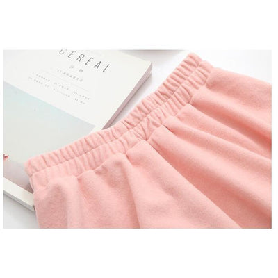 Kawaii Sweet Peach Skirt Pastel Harajuku [3 Colors] #JU2166-Juku Store