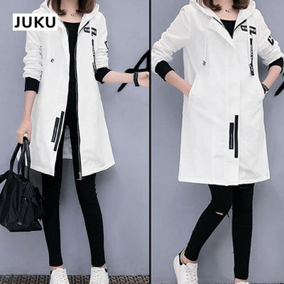 Korean Baseball Windbreaker Cute Kpop Outerwear #JU2897-Juku Store
