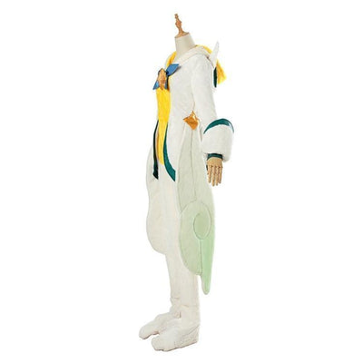 League of Legends Pajama Guardian Soraka Cosplay Costume Set #JU2239-Juku Store