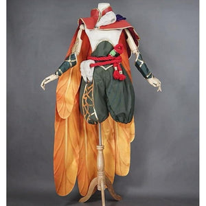 League of Legends The Rebel Xayah and The Charmer Rakan Cosplay Costume Set #JU2236-Rakan-S-Juku Store