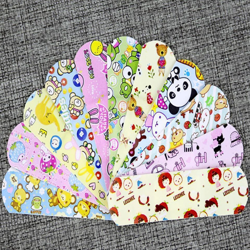 Menhera Band Aid Yami Kawaii Bandages Waterproof 100pc/set #JU2023-Juku Store